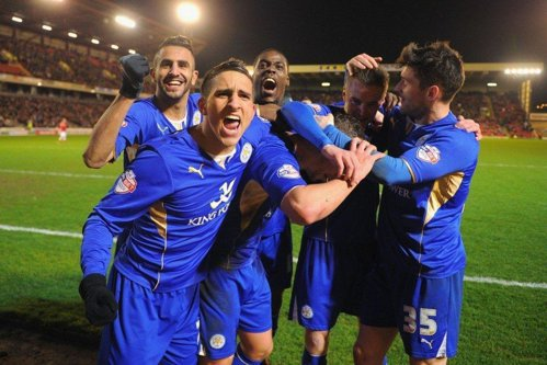 Leicester City este noua campioană a Angliei