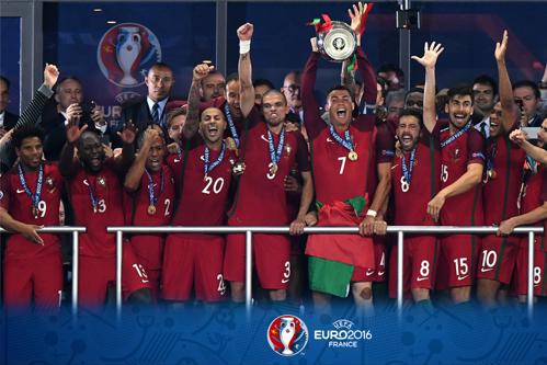 Portugalia câştigă Euro 2016. Franţa - Portugalia 0-1 după prelungiri