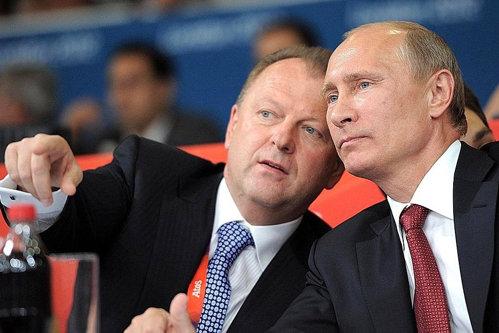 Românul Marius Vizer, gestul cu care şi-a făcut din Putin un prieten pe viaţă