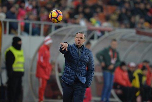 Reghecampf, ameninţări dure după ce Steaua a fost umilită cu 3-1 de Dinamo