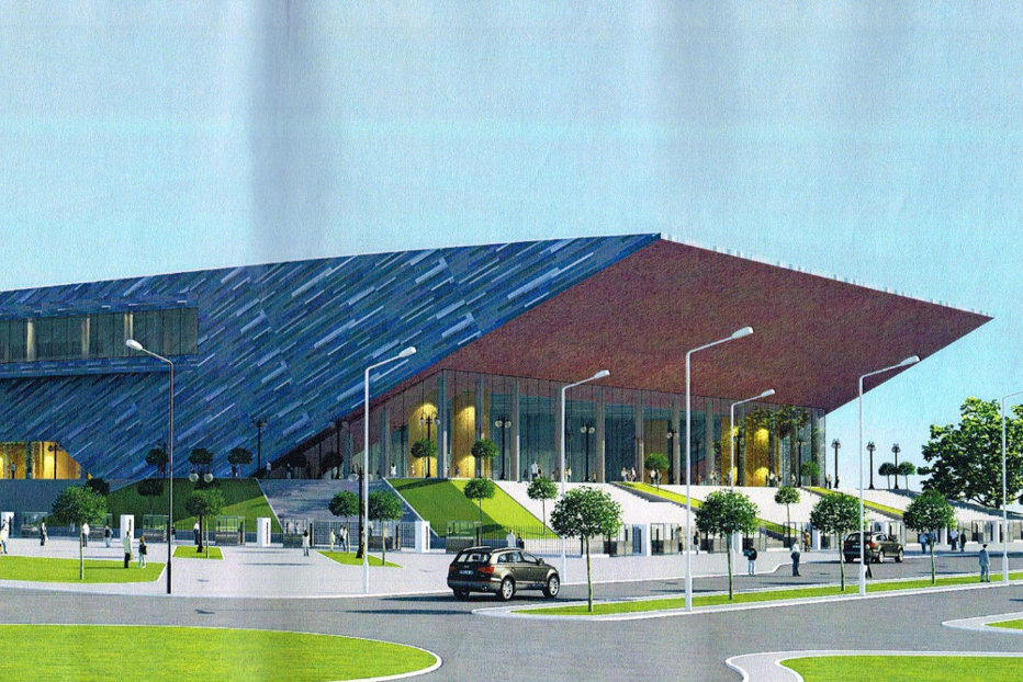 Noul ministru al Sportului vrea construcţia a cel puţin două săli polivalente. Ce capacitate ar putea avea