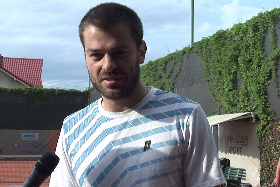 """Primul jucător român de tenis suspendat pe viaţă pentru implicare în mafia pariurilor spune că este """"şocat"""""""