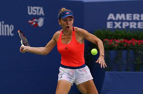 Simona Halep, eliminată în primul tur la Australian Open