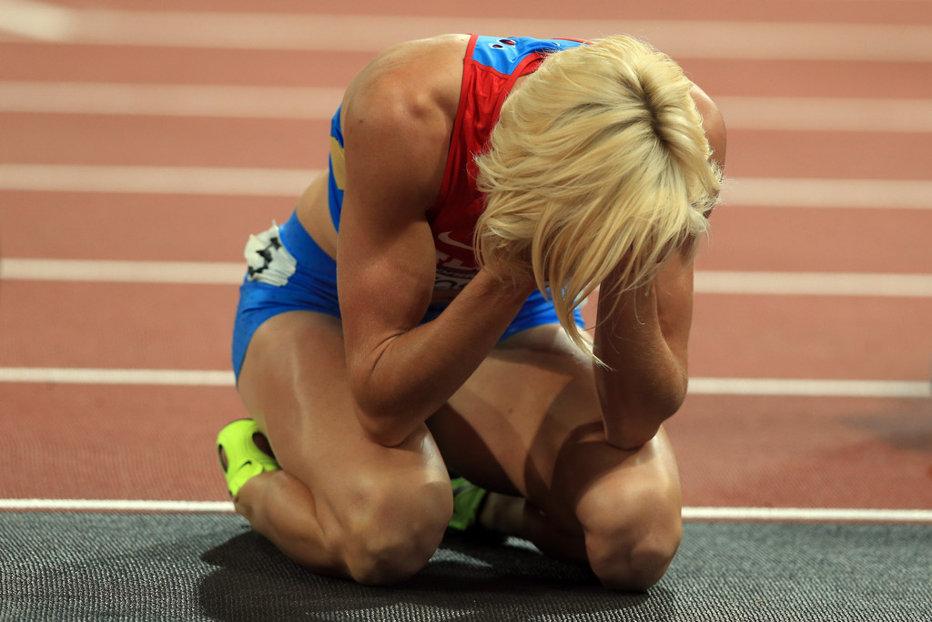 Reprezentanta Rusiei la proba de ştafetă de la Jocurile Olimpice din 2012 a pierdut medalia de argint