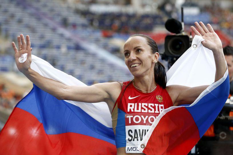 Maria Savinova, acuzată de dopaj. Ce sancţiuni primeşte atleta