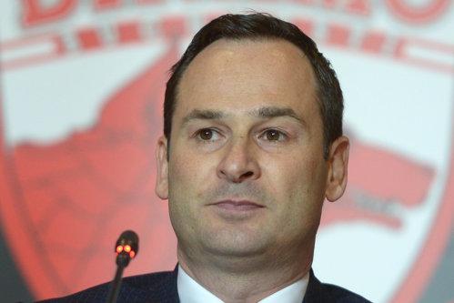Ionuţ Negoiţă, pus sub control judiciar în dosarul privind insolvenţa clubului Dinamo