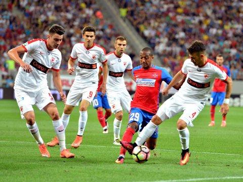 DECIZIE HALUCINANTĂ luată cu puţine ore înainte de Steaua-Dinamo. Suporterii din tribune şi telespectatorii NU VOR MAI ÎNŢELEGE NIMIC: ''E INTERZIS!''