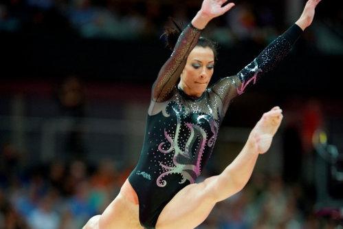 Cătălina Ponor, dublă victorie la Cupa Mondială de la Baku