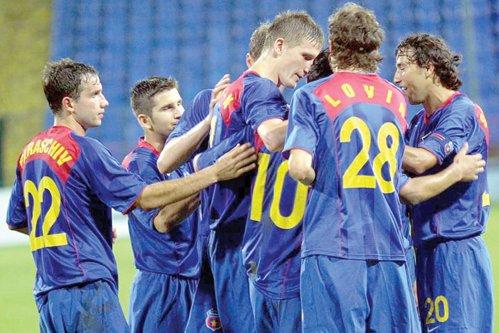Goian: Nu mi-ar fi plăcut să joc în această perioadă la Steaua