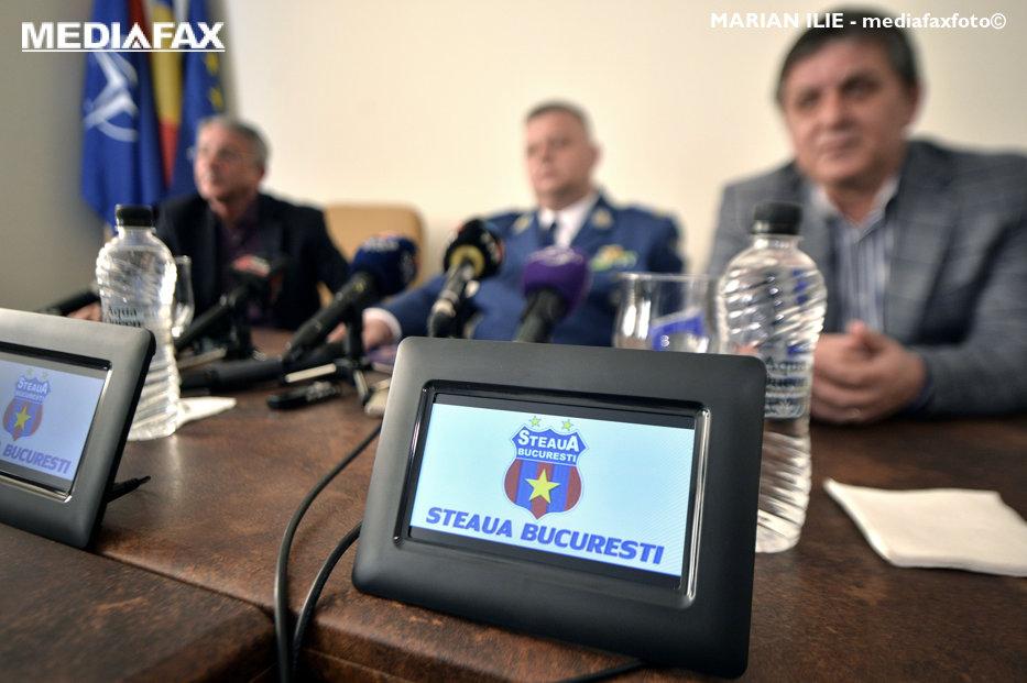 CSA Steaua şi-a găsit sponsor. Ce va scrie pe tricourile jucătorilor