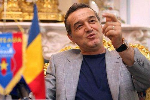Cum încearcă Gigi Becali să ia înapoi marca Steaua