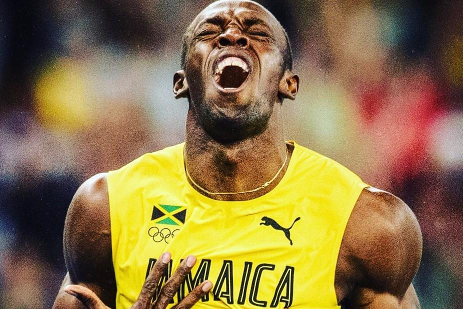 Usain Bolt, aşa cum nimeni nu se aştepta să îl vadă. Imaginile surprinse după moartea celui mai bun prieten al său