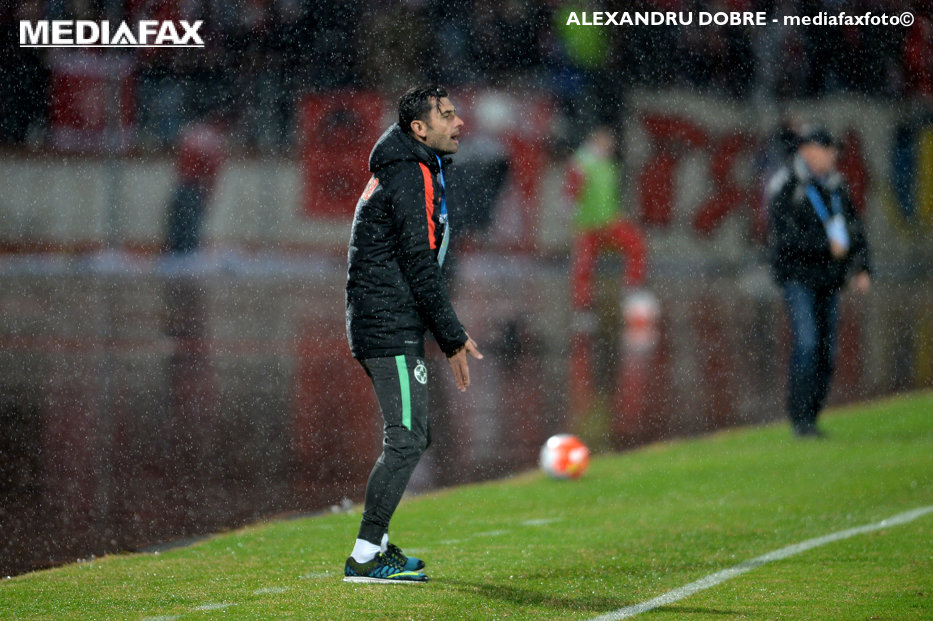 Nicolae Dică este noul antrenor al FCSB