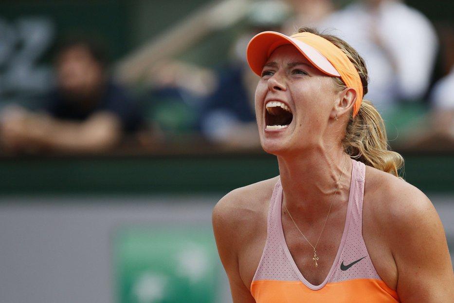 Maria Şarapova are de suferit după ce s-a dopat. Ce au decis  organizatorii turneului de la Roland Garros