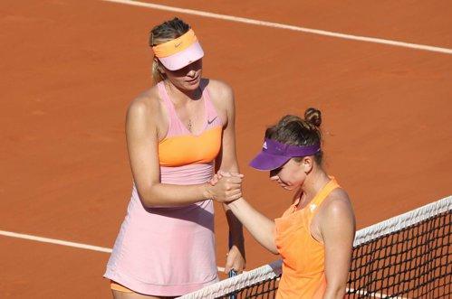 Maria Şarapova a primit un wild-card la Rogers Cup. Titlul este deţinut de Simona Halep
