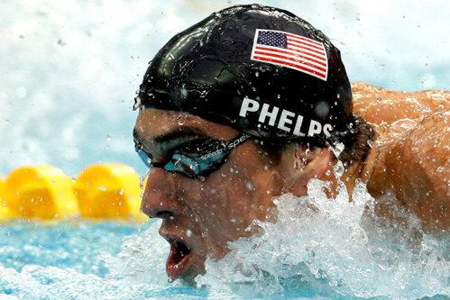 Michael Phelps duce nataţia la un alt nivel: Se va lua la întrecere cu un rechin