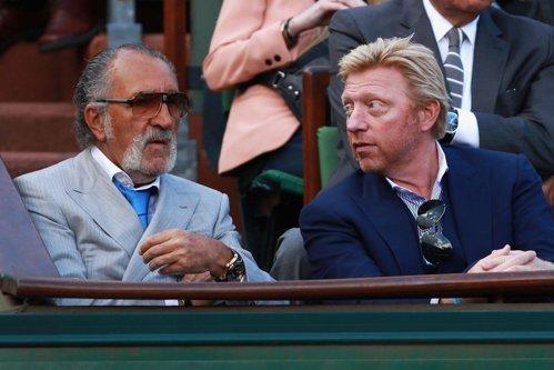 Fostul jucător de tenis german Boris Becker, în faliment