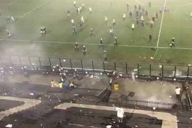 Tragedie la meciul Vasco da Gama-Flamengo: Un fan a murit şi alţi trei au fost răniţi