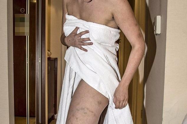 S-au luat la bătaie în barul hotelului. Imaginile horror de la venirea poliţiei. Explicaţiile date de celebrul fotbalist