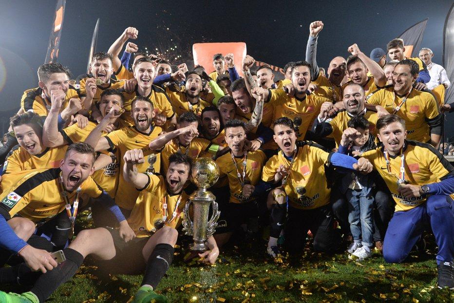 TAS a decis: Viitorul este campioana României