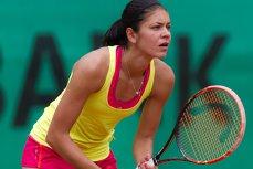 Jucătoarea de tenis Andreea Mitu a anunţat că este însărcinată şi că renunţă, deocamdată, la antrenamente