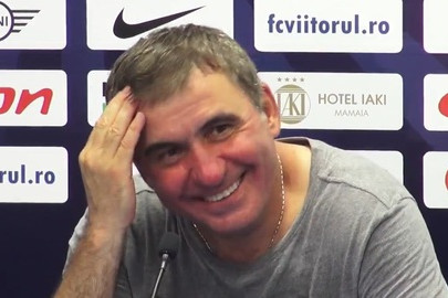 """Hagi, gata de cel mai important joc din istoria clubului său. Reacţia """"Regelui"""" înainte de meciul care îi poate aduce minim 5,6 de euro"""