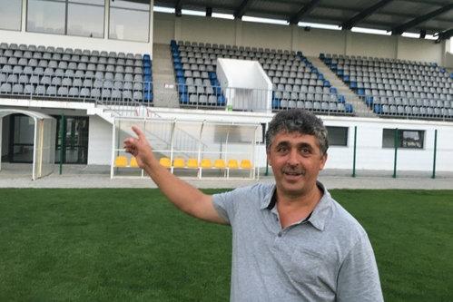 Stadion de un milion de euro la Liga a 5-a din România. Cum arată arena. FOTO