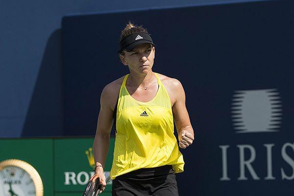 Simona Halep s-a calificat în semifinale la Rogers Cup. Românca mai joacă un meci peste câteva ore