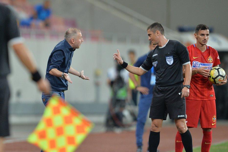 """Reacţia lui Iordănescu, după FCSB - Astra 1-1: """"Au fost nişte lucruri dubioase din partea arbitrajului"""""""