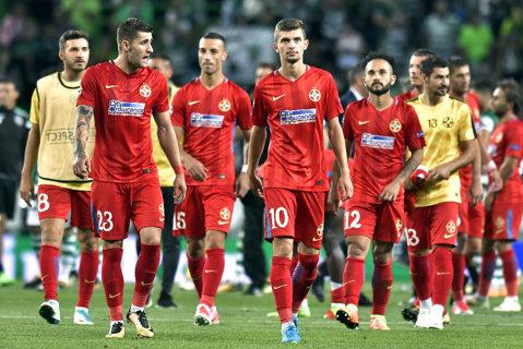 ALERTĂ la Steaua, înaintea returului cu SPORTING! ŢEAPA lui Becali a ieşit ACUM la iveală! Şi-a PĂCĂLIT jucătorii cu SUTE DE MII DE EURO!