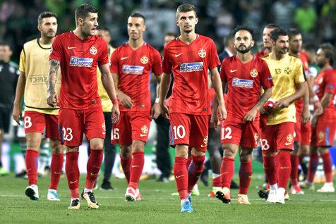 Câţi bani poate câştiga FCSB dacă se califică în grupele Ligii Campionilor. Sumele anunţate de UEFA sunt uriaşe