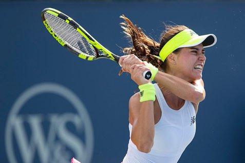 Sorana Cîrstea s-a distrat în primul tur la US Open. Scorul categoric cu care s-a calificat în turul 2