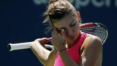 La o zi după ce a devenit numărul 1 mondial, Simona Halep pierde finala turneului WTA de la Beijing