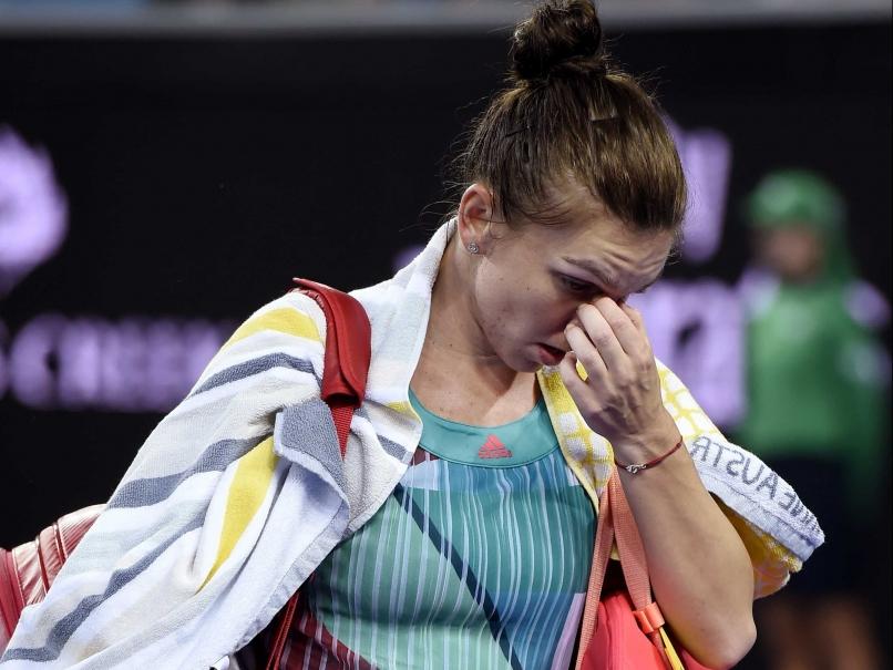 Prima reacţie a Simonei după înfrângerea de la Beijing: