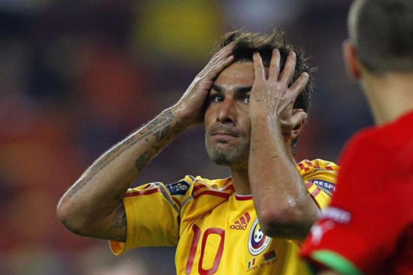 Mutu, ironizat de un mare jucător al Naţionalei României