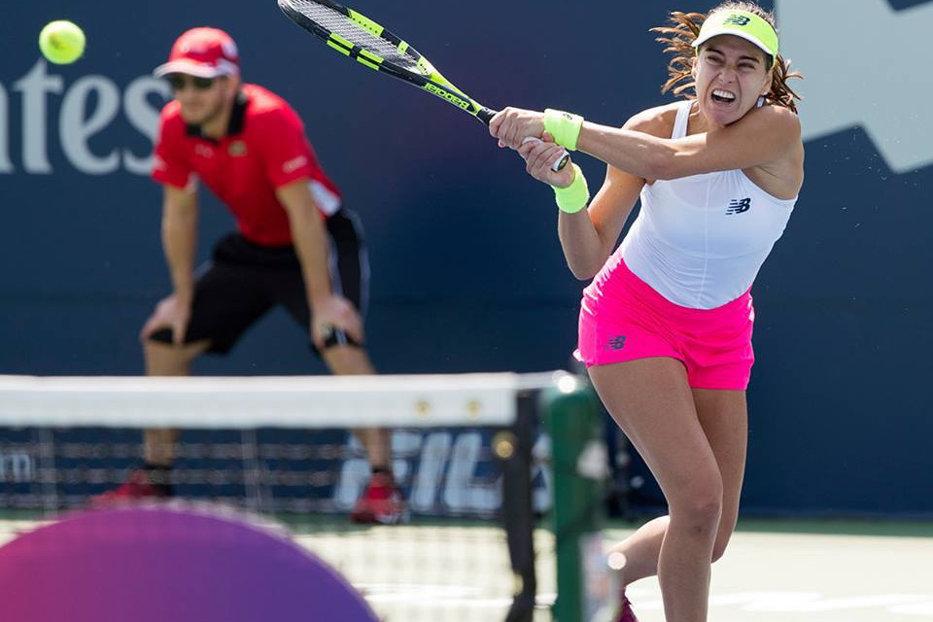 Sorana Cîrstea, victorie şi calificare în sferturile turneului de la Linz