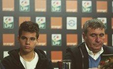 Hagi a mers în Italia să se intereseze de situaţia lui Ianis la Fiorentina. Mesajul superb postat de Cristi Chivu