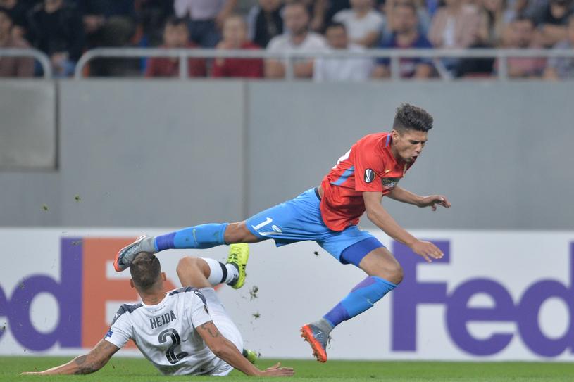 Florinel Coman, eroul FSCB, despre primul gol în Europa şi despre transferul lui pe 120 de milioane de euro