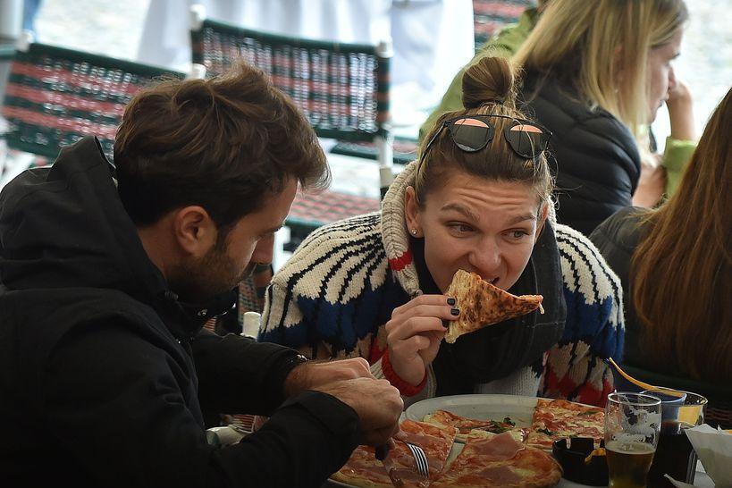 Simona Halep, suprinsă alături de noul ei iubit în Italia. FOTO