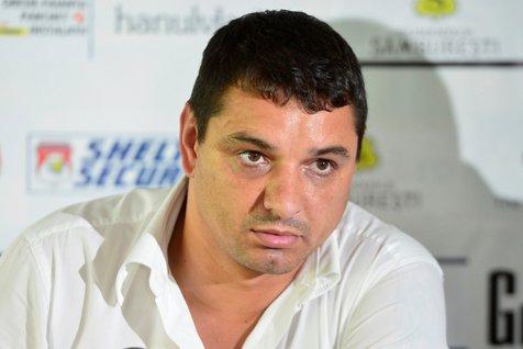 Ionel Ganea, despre situaţia de la Dinamo: Din informaţiile mele, Negoiţă nu prea are ce să vândă