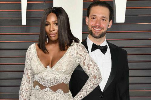 Serena Williams s-a căsătorit. Caroline Wozniacki şi Kim Kardashian au venit la nuntă. Clauza specială care le-a fost impusă invitaţilor