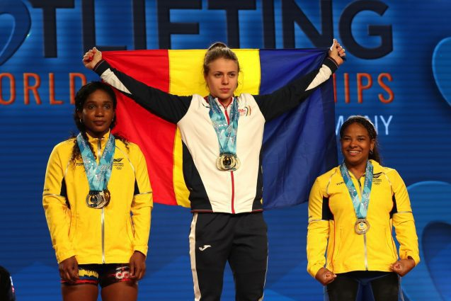 O româncă, printre cele mai puternice femei din lume: Loredana Toma, trei medalii de aur la Campionatul Mondial de Haltere