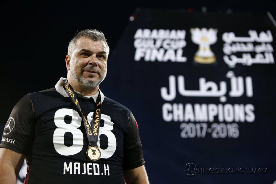 Cosmin Olăroiu, mesaj emoţionant de mulţumire din partea unui mare jucător arab: