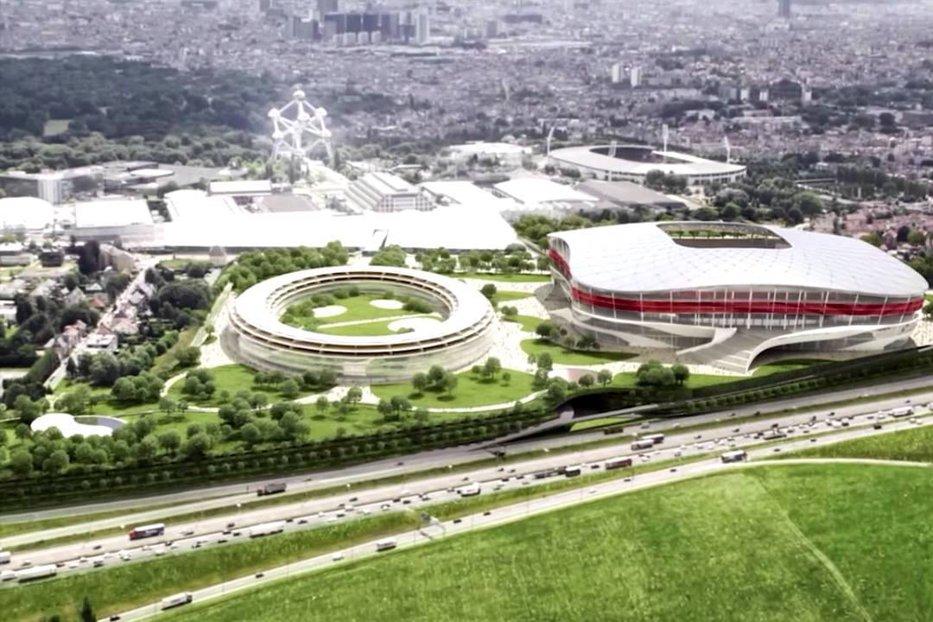 UEFA a eliminat oraşul Bruxelles dintre gazdele Euro 2020. Mai multe meciuri la Londra. În ce grupă se va juca Bucureşti