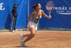 Victorie pentru România la Turneul de tenis din Dubai. Mihaela Buzărnescu a câştigat finala la dublu
