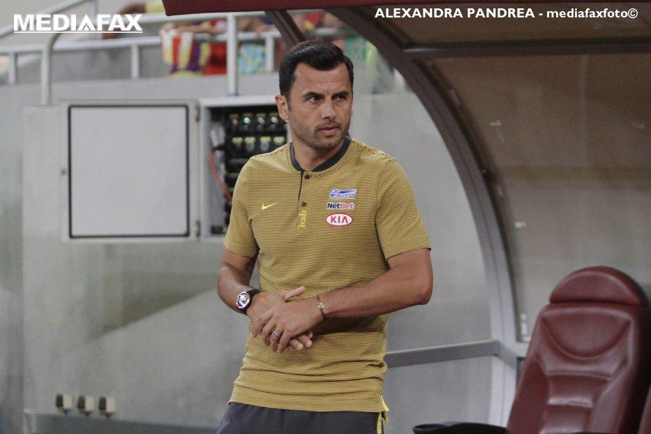 Reacţia lui Dică, în scandalul momentului cu Victor Piţurcă: