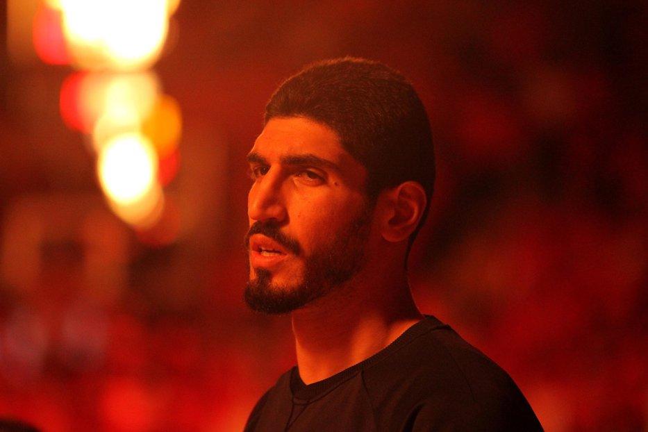 Procurorii turci cer 4 ani de închisoare pentru starul NBA Enes Kanter, acuzat că l-a insultat pe Erdogan