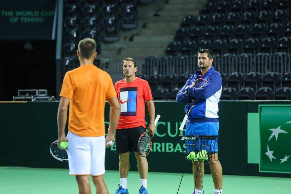Gabriel Trifu ar putea fi noul căpitan al echipei de Cupa Davis a României. Andrei Mlendea va fi antrenor