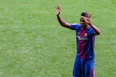 Gest impresionant al columbianului Yerry Mina, cumpărat de Barcelona cu 12 milioane de euro. VIDEO