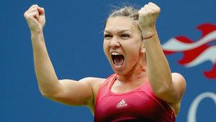 Halep a învins-o pe Bouchard şi s-a calificat în turul 3 la Australian Open